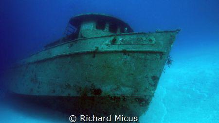 The Captain Fox, Nassau Bahamas by Richard Micus