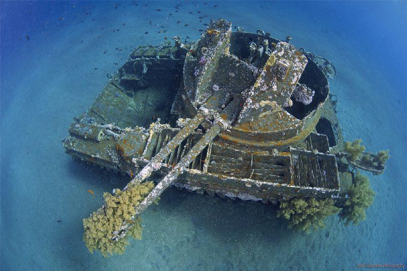The Tank - Aqaba by Iyad Suleyman