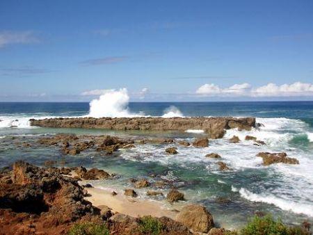 Oahu, HI. by Dallas Poore