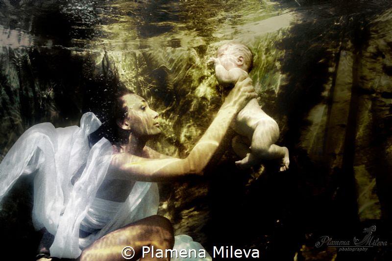 Maternity by Plamena Mileva