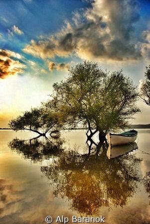 Uluabat lake Golyazi/Bursa by Alp Baranok