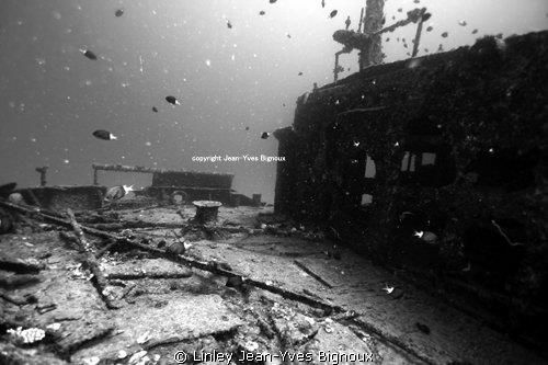 Jebeda Shipwreck Mauritius  by Linley Jean-Yves Bignoux ... by Linley Jean-Yves Bignoux