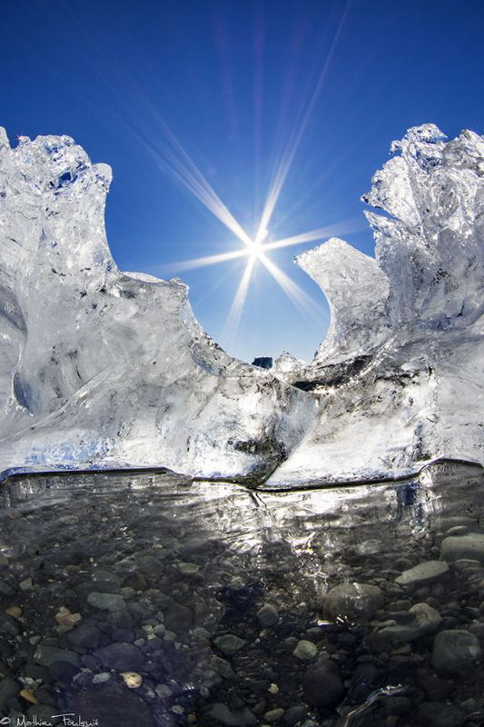 ICELAND by Mathieu Foulquié