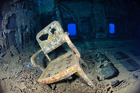 This is my first submission of 2006. Wreck of the Prinz E... by Luiz Rocha