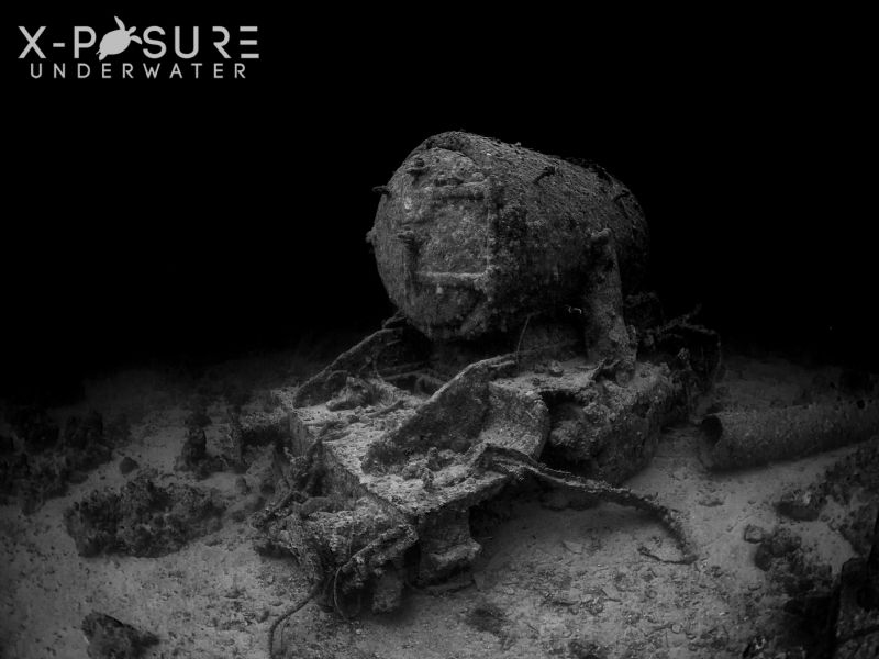 SS Thistlegorm : Red Sea 