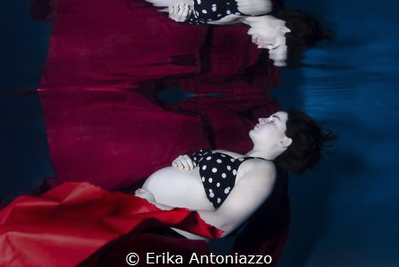 Dream of life to come by Erika Antoniazzo