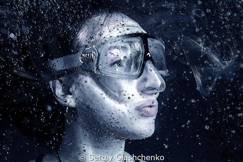 Bubbles by Sergiy Glushchenko