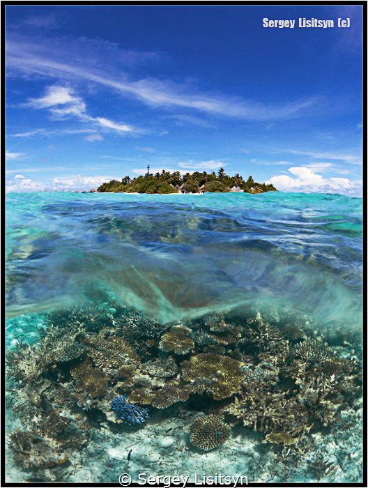 Island. by Sergey Lisitsyn
