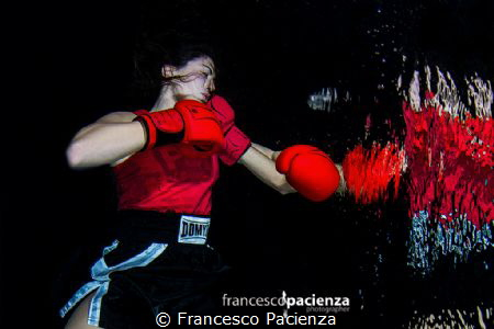 Knock out by Francesco Pacienza