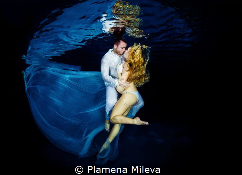 My wonderful world by Plamena Mileva