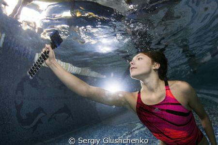 Selfie by Sergiy Glushchenko