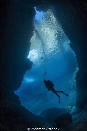 Turkish bath  cave in Fethiye by Mehmet Öztabak