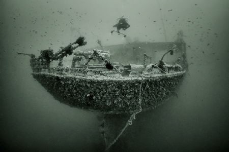 SS Rosalie Moller by Dmitry Vinogradov