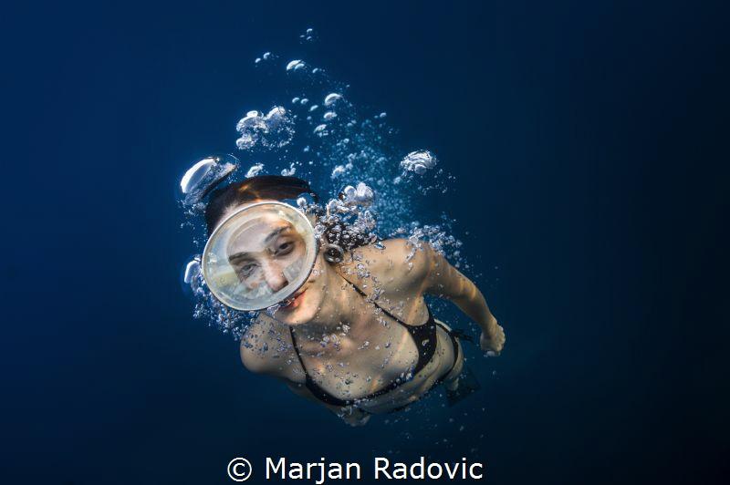 FREEDIVING by Marjan Radovic