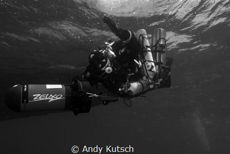 Tec Diver on the way by Andy Kutsch