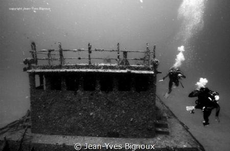 Jebedah Shipwreck Mauritius by Jean-Yves Bignoux