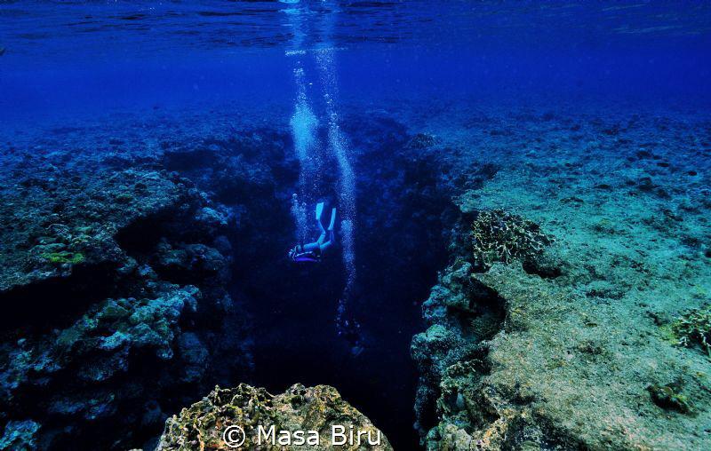 Deep hole by Masa Biru