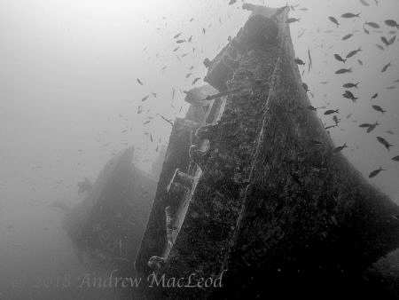 Wreck by Andrew Macleod