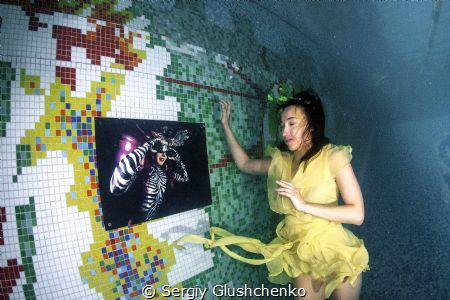 Exibition by Sergiy Glushchenko