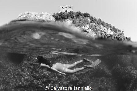the tower siren by Salvatore Ianniello