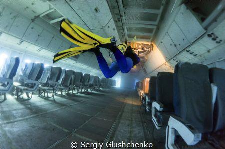L-1011 by Sergiy Glushchenko