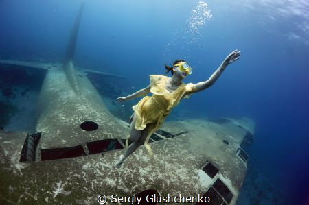 Dances... by Sergiy Glushchenko