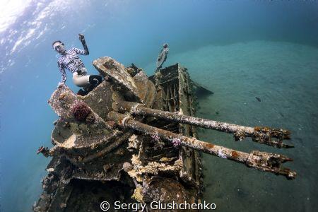Tank by Sergiy Glushchenko