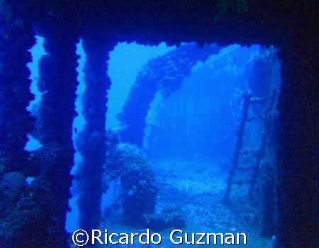 Deck of the WIT Shoal II. by Ricardo Guzman
