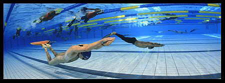 Apnea World Championship in Maribor, 2007 by Dejan Sarman