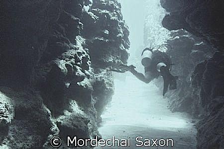 Eden Rock, Grand Cayman. by Mordechai Saxon