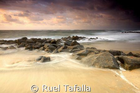 Boynton Inlet, Boynton Beach, Florida Canon 5d, Canon 16... by Ruel Tafalla