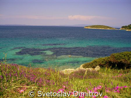 This amazing scenery is common for Greece. by Svetoslav Dimitrov