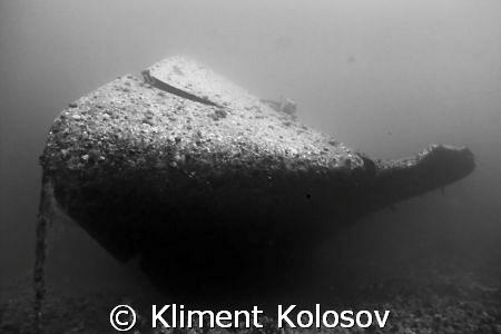 Rare but classic Salem Express bow shot by Kliment Kolosov