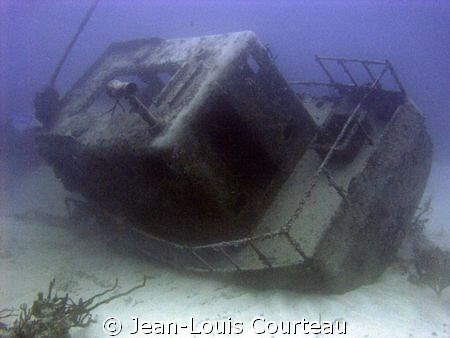 """""""Toy Boat""""    A small wreck in the Jardines Del Rey, Cuba... by Jean-Louis Courteau"""
