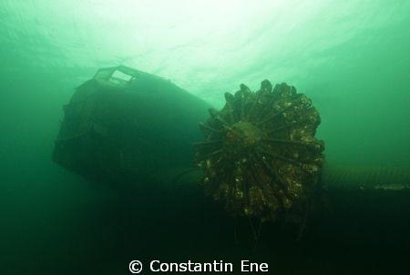 Junker 52 by Constantin Ene