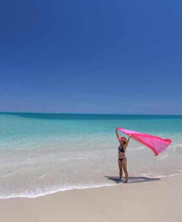 Coral Bay, Ningaloo Reef by Penny Murphy