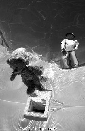 Sorrow by Jiri Jarkovsky