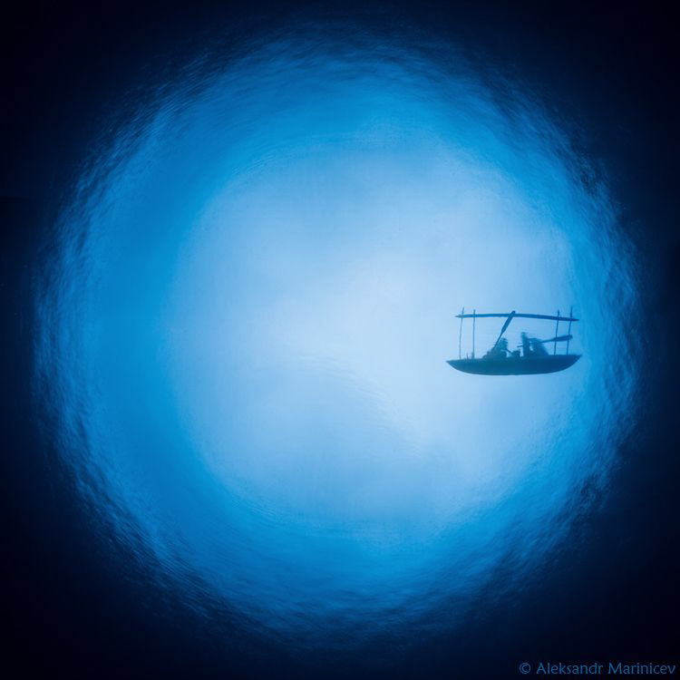 Blue Planet by Aleksandr Marinicev