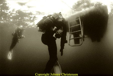 Nothing lasts forever. Though the dive was great, it was ... by Johnny Christensen
