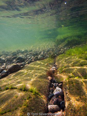 Baltic Sea. Hanko Finland by Toni Silvennoinen