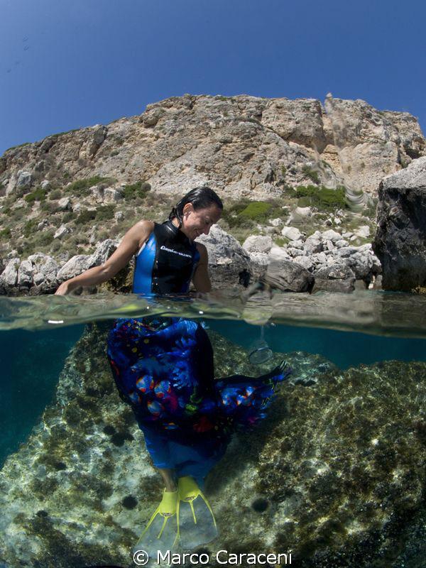 Isole Tremiti L'Isola delle Sirene   by Marco Caraceni
