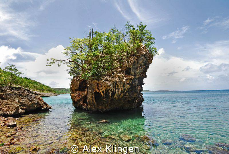 Little Bay, Anguilla by Alex Klingen