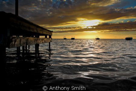 From the beach by Anthony Smith