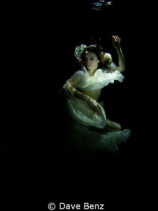 Spanish dancer... by Dave Benz