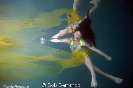 "5'9"" Norwegian Yellow Fish by Bob Bernardo"