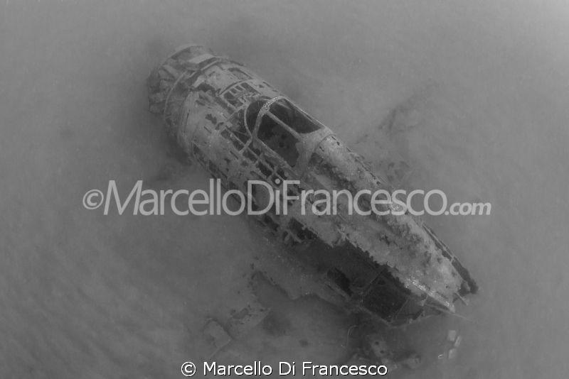 Reggiane Re 2000 by Marcello Di Francesco