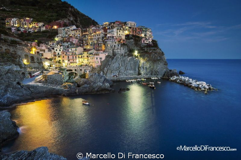 Manarola by Marcello Di Francesco