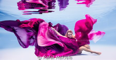 Colors 4 new underwater session for Nikon Poland. Nikon D... by Rafal Makiela