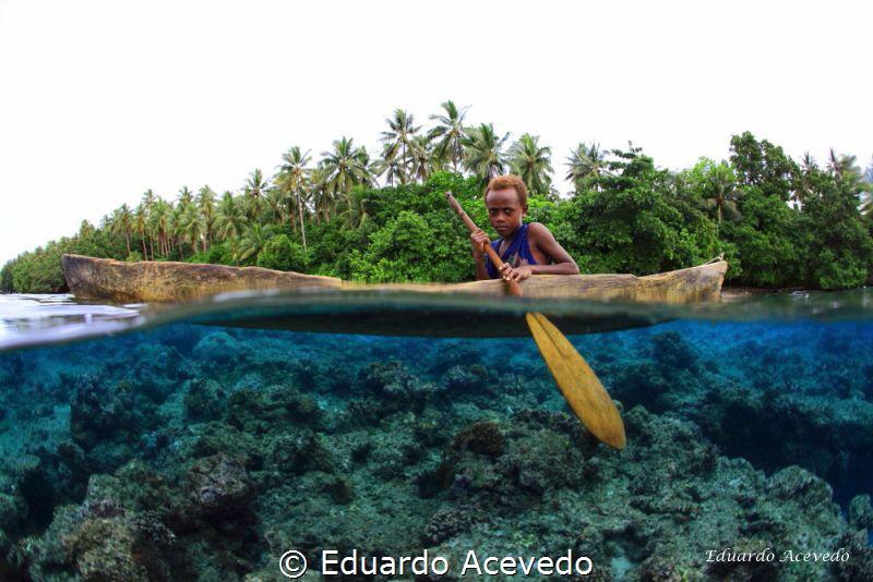Solomon Islands travelling with the Bilikiki liveaboard. by Eduardo Acevedo