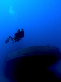 Tug boat rozi, wreck dives
